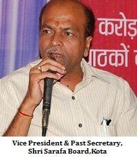 Past Sectary and Vice President, Shri Sarafa Board,kota