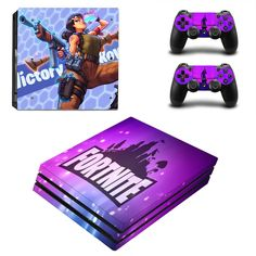 Dependable Fallout Vinyl Decal Skin Sticker For Sony Playstation 4 Pro Console Attractive And Durable Faceplates, Decals & Stickers Video Games & Consoles