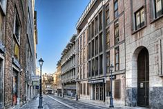 Lecce - Via Templari (centro storico)