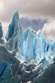 Sky-high Alaskan glaciers.