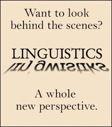 English Language & Usage Stack Exchange is a question and answer site for linguists, etymologists, and serious English language enthusiasts. It's 100% free, no registration required.