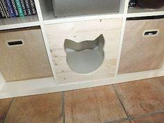 Tolle Katzenklappe für Regal , Katzenhöhle, Katzenbett, in Haustierbedarf, Katzen, Betten   eBay