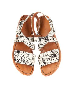 A sandal that will go with almost anything in your closet. Don't be afraid to pair these with a pattern like the cabi Spring 2015 Reversible Wrap Skirt.