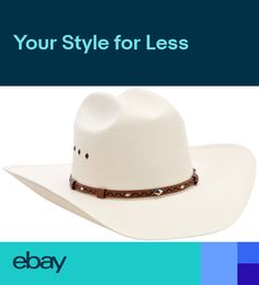 f42411c9715 Vintage 7-1 2 1950s Stetson Royal DeLuxe Open Road Fedora Hat ...