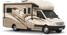 2013 Citation Sprinter Class B Plus Diesel Motorhomes by Thor Motor Coach