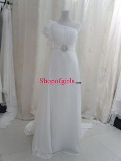 Summer Wedding Dress WD-50343
