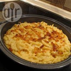 Emmentaler Spaetzle @ allrecipes.co.uk