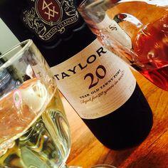 Taylor's 20 Year Old Tawny Port - Porto, Portugal (embouteillé en 2006)