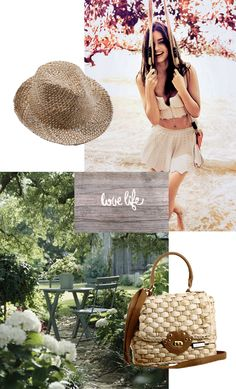 Ser natural te favorece mucho #capazos, #paniers, #baskets, #sombreros, #hats, #chapeaux