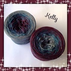 50% Baumwolle/ 50 Polyacryl, verschiedene Lauflängen und Fäden möglich