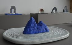 Maria BOFILL - Pic dans un lac - Architecture de Paysage
