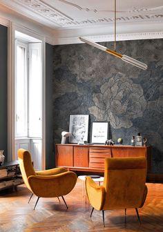 Tapeta Brocart, Wall&Deco
