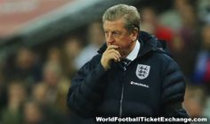 England manager Roy Hodgson suffers in trouble for the team selection of World Cup after a good performance of young players in a match against Denmark at Wembley. World Football Ticket Exchange is the best place for getting England World Cup Tickets.