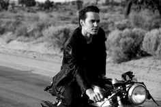 Ravageurs ride. | Taylor Kitsch by Greg Williams