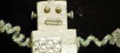 modroc robot Junk Modelling, Primary Classroom, Robot, Door Handles, Home Decor, Decoration Home, Room Decor, Robotics, Door Knobs