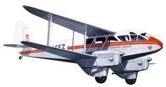 de Havilland DH.89
