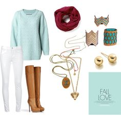 """""""Fall In Love w/ Fall"""" by melvin-jewelry on Polyvore"""
