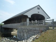Smith Covered Bridge-Plymouth, NH