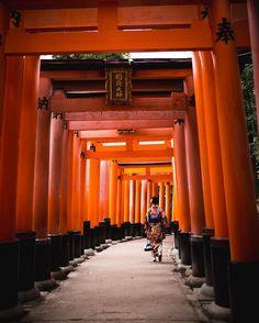 Fushimi Inari Taisha, Kyoto, Japan, 伏見稲荷大社, 京都, 日本