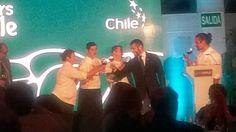 Cierre del Evento. Salud por Chile!!!