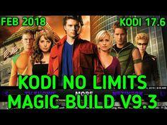 KODI NO LIMITS MAGIC BUILD V9.3 FOR KODI 17.6 FROM THE NO LIMITS WIZARD ...