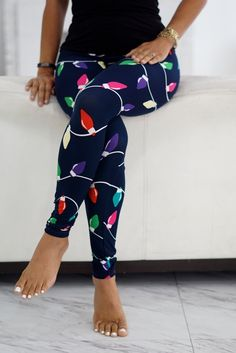156a Klassy Kassy leggings