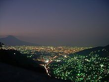 San Salvador, El Salvador - magical place where time seems to stop, but has advanced to become a modern city! From sleepy town to a vibrant metropolis, Sansivar is a city of the 21st century!