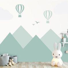 Baby Boy Rooms, Baby Bedroom, Baby Room Decor, Kids Bedroom, Nursery Wall Hooks, Nursery Room, Newborn Schedule, Baby Room Design, Modern Kids