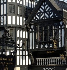 Chester,England: The Boot Inn....established 1643