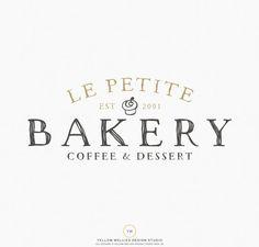 Premade Logo Design  Cupcake Logo  Bakery  by YellowWelliesDesigns