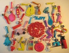 80s bell charms