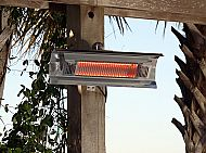 21.5u0027u0027 Aura 1500 Watt Infrared Heater