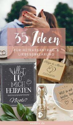 Die 12 Schonsten Ideen Fur Den Heiratsantrag