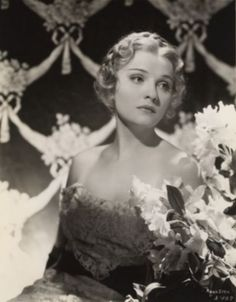 Anna Sten, 1934. Anna Sten, the exotic and beautiful Russian actress brought to Hollywood by Samuel Goldwyn as a second Garbo