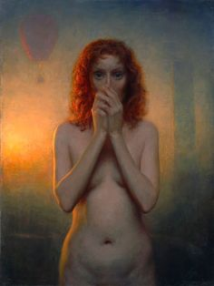 Conor Walton Speechless   Oil on linen   36x27   2012