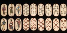15th Century Burgundian Playing Cards – Metropolitan Museum of Art