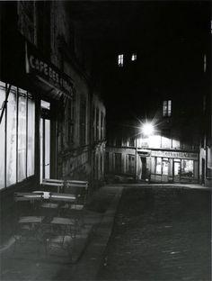 Café des 4 vents - Montmartre   René-Jacques