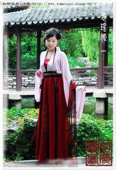 Red Hanfu (so pretty!)