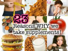 Do Vitamins Work? Here's 23 Reasons WHY We Take Supplements