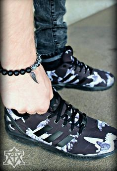 "Mythology Bracelet by FXMX Empire designed to match with the Adidas Orginals ZX Flux ""MYTHOLOGY"""