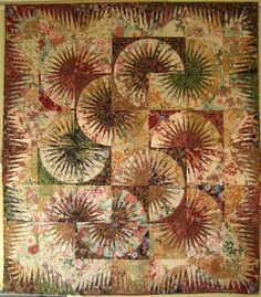 Love this Judy Niemeyer pattern juried into the World Quilt Show in Manchester NH 2007  via bethanyquilt.com