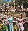To Visit Mirabell Gardens, Leopoldstron Castle, Hellbrunn Castle, Nonnberg Abbey, St. Gilgen and Lake Wolfgang, and Wedding Church Mondsee: Original Sound of Music Tour - Salzburg, Austria