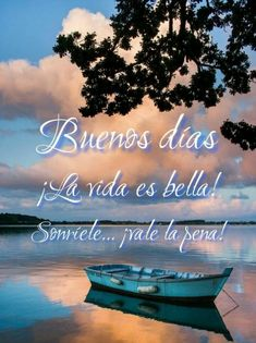 Good Morning Quotes, Good Day, Qoutes, Spanish, Places To Visit, Neon Signs, Night, Blog, Pizza