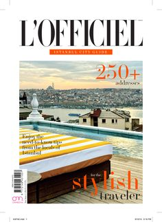 L'Officiel Istanbul City Guide Istanbul City