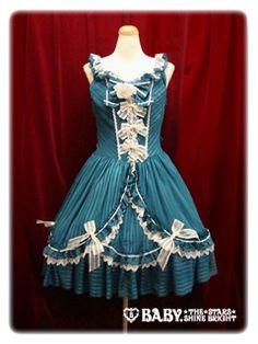 BtSSB... Veronica Elisseジャンパースカート