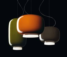 General lighting | Suspended lights | Chouchin | Foscarini. Check it out on Architonic