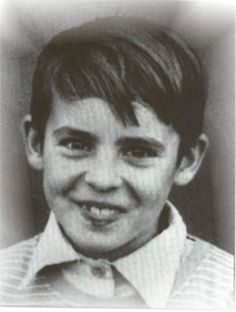 A very young Davy Jones (The Monkees)