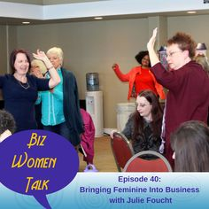 Women start businesses so they can have time freedom, control their own income, and do work that makes them really happy. To succeed they adapt the strategies and mindsets of their male counterparts and drain themselves doing it the 'masculine' way. Or they float through business staying true to their 'feminine' energy, yet significant, sustainable success remains elusive. On this episode I talk about a new paradigm that combines nurturing, collaborat…