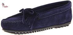 MINNETONKA - Kilty - Bleu, Bleu, 38 EU - Chaussures minnetonka (*Partner-Link)