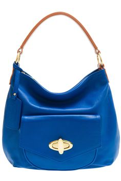 Georgia Blue Bag